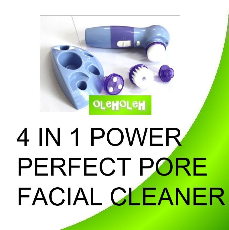 4 in 1 Power Perfect Pore Facial Cleaner