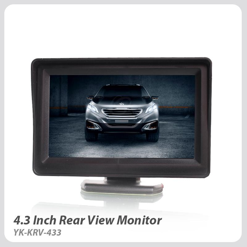 4.3 Inch Rear View Monitor