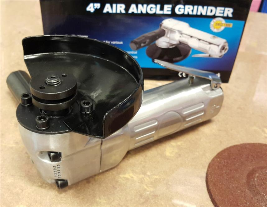 "4"" AIR ANGLE GRINDER ID998259"