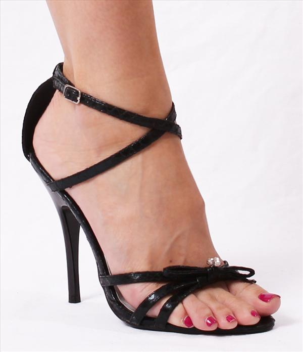 Strappy Sexy Heels - Red Heels Vip