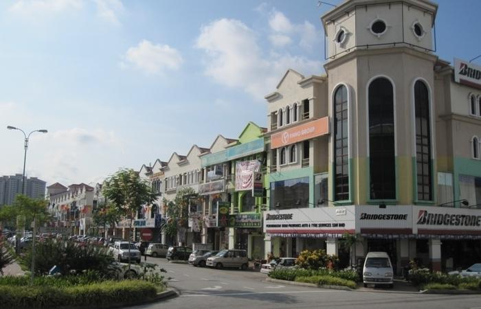 4 Storey Corner Shop Office for rent, Dataran Sunway, Kota Damansara