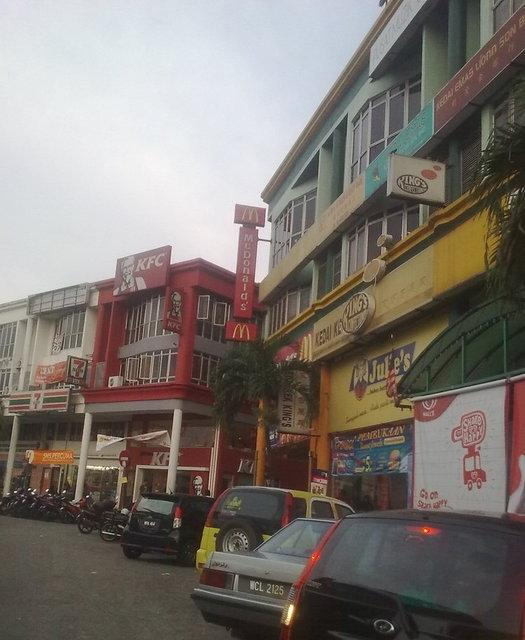 4 Storey Shop for rent,medan idaman business centre,setapak