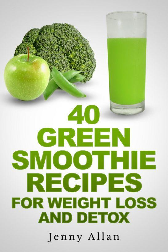 green weight loss smoothie recipe