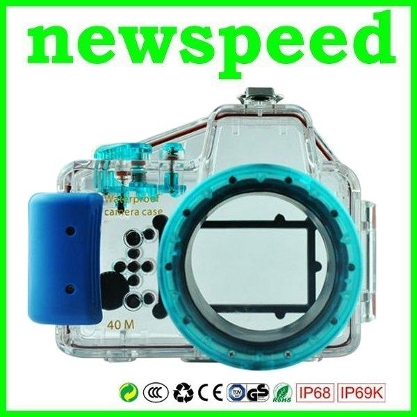 New 40m NEX 3 Waterproof Underwater Housing Casing for Sony NEX3