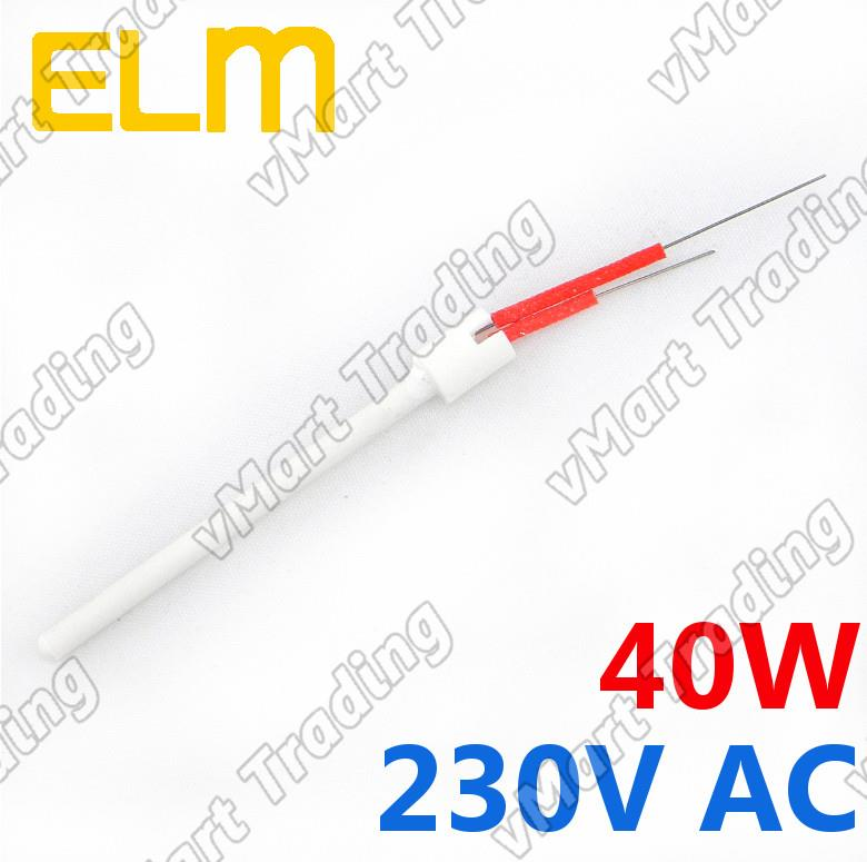 40W Ceramic Heating Element for ELM 900 Soldering Iron