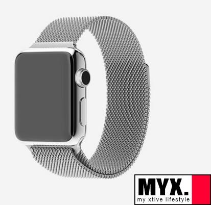 42mm & 38mm Strap Stainless Steel for Apple Watch