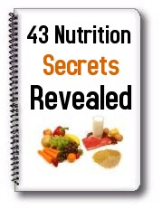 43 Nutrition Secrets Revealed + Feed Your Genes Right Amazing ebooks!!