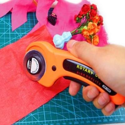 45mm Manual Fabric Cutting Machine Cloth Knife Small Cutter Cloth Knif