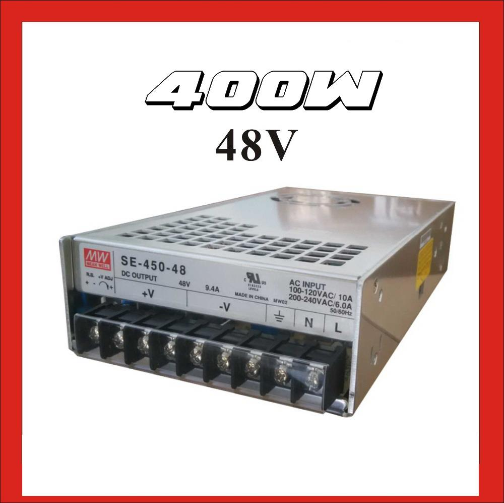48V - 8.5A  Brushless Spindle  400W   Power Supply