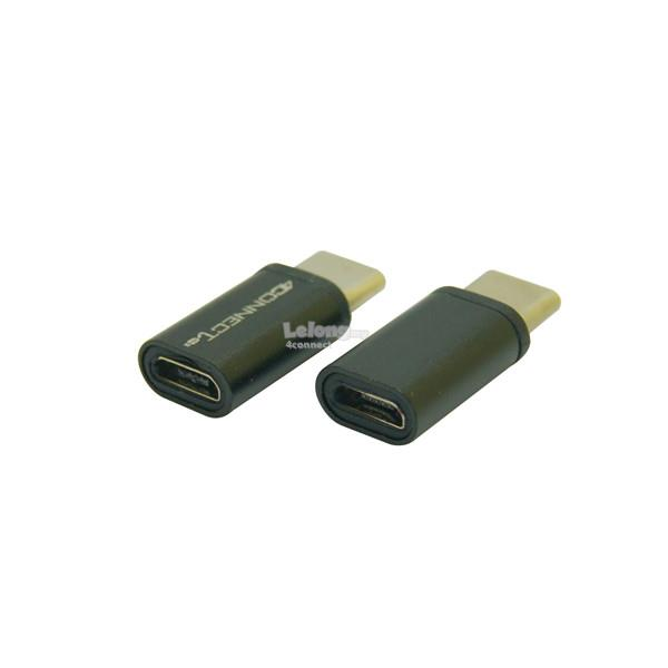 4Connect Type C to Micro USB Adapter