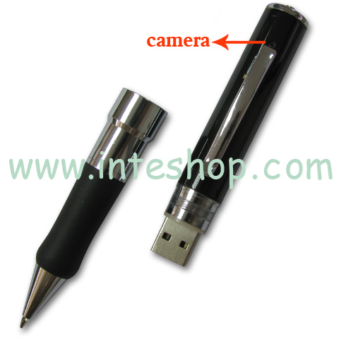 4GB USB Spy Digital Pinhole Camera Video Recorder  Pen