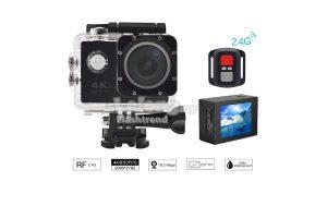 4K Waterproof Action Camera with WIFI Control (Free Shipping)