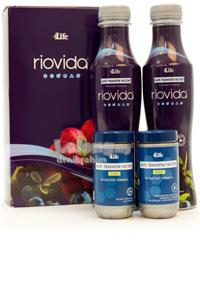 4Life Transfer Factor Riovida Plus Combo