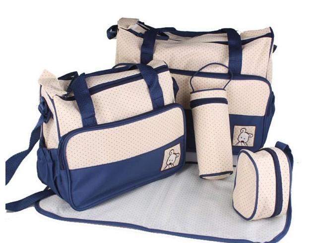 5 IN 1 Multi Function Mummy Bag