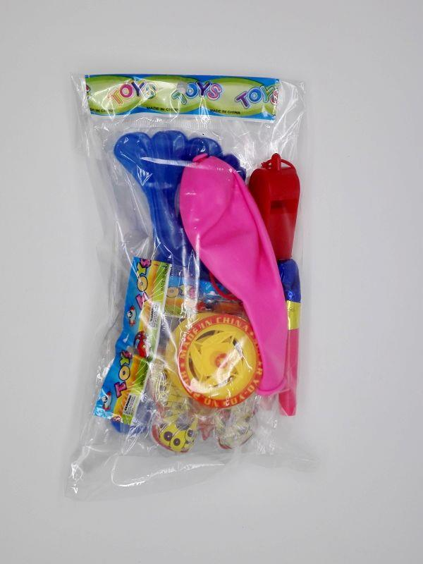 5 bags Pre-packed Party Bag Flash Pack (Type B)