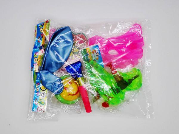 5 bags Pre-packed Party Bag Fun Pack (Type D)