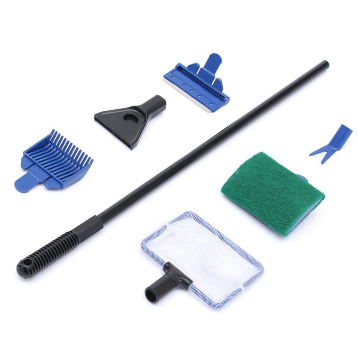 5 in1 aquarium tank cleaner supplie end 7 29 2017 11 15 pm for Fish cleaning tools