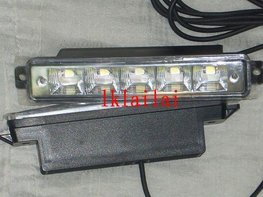 5-pcs LED DAYTIME RUNNING LIGHTS [DRL]