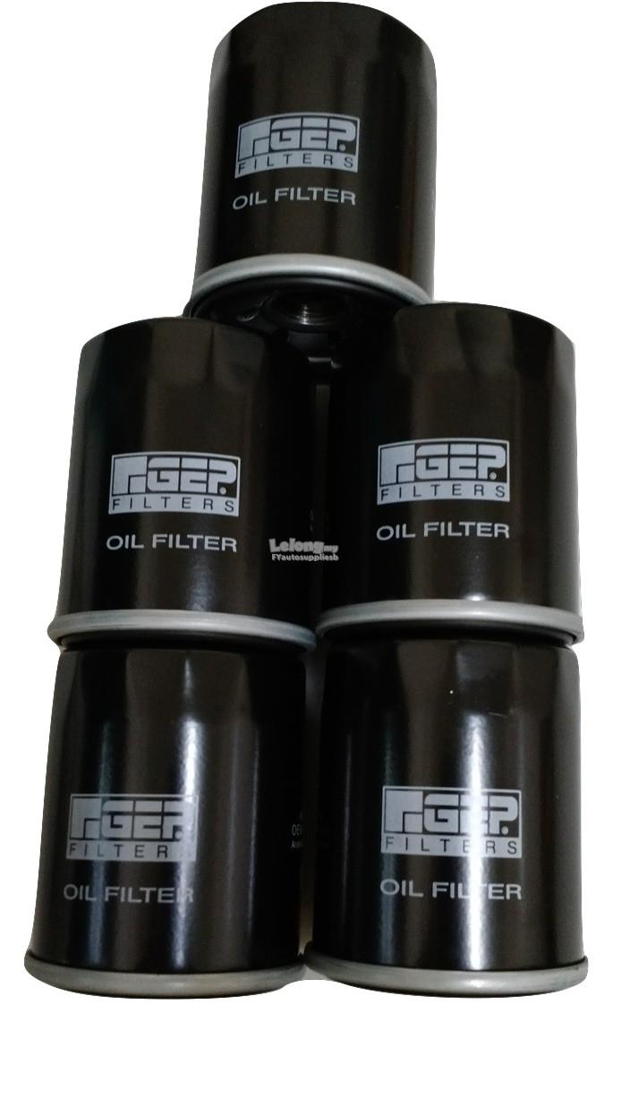 5 Pieces of PROTON Oil Filter (UMW-GEP)