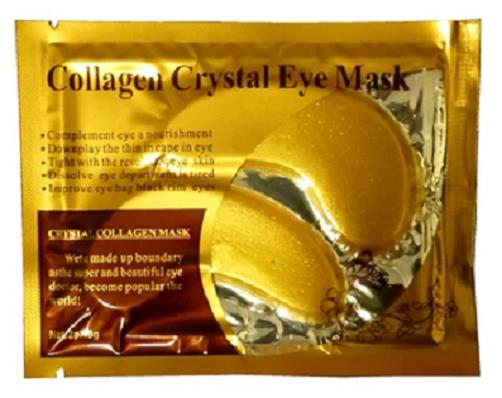 50 pairs x Crystal collagen eye mask smooth wrinkles for eye skin care