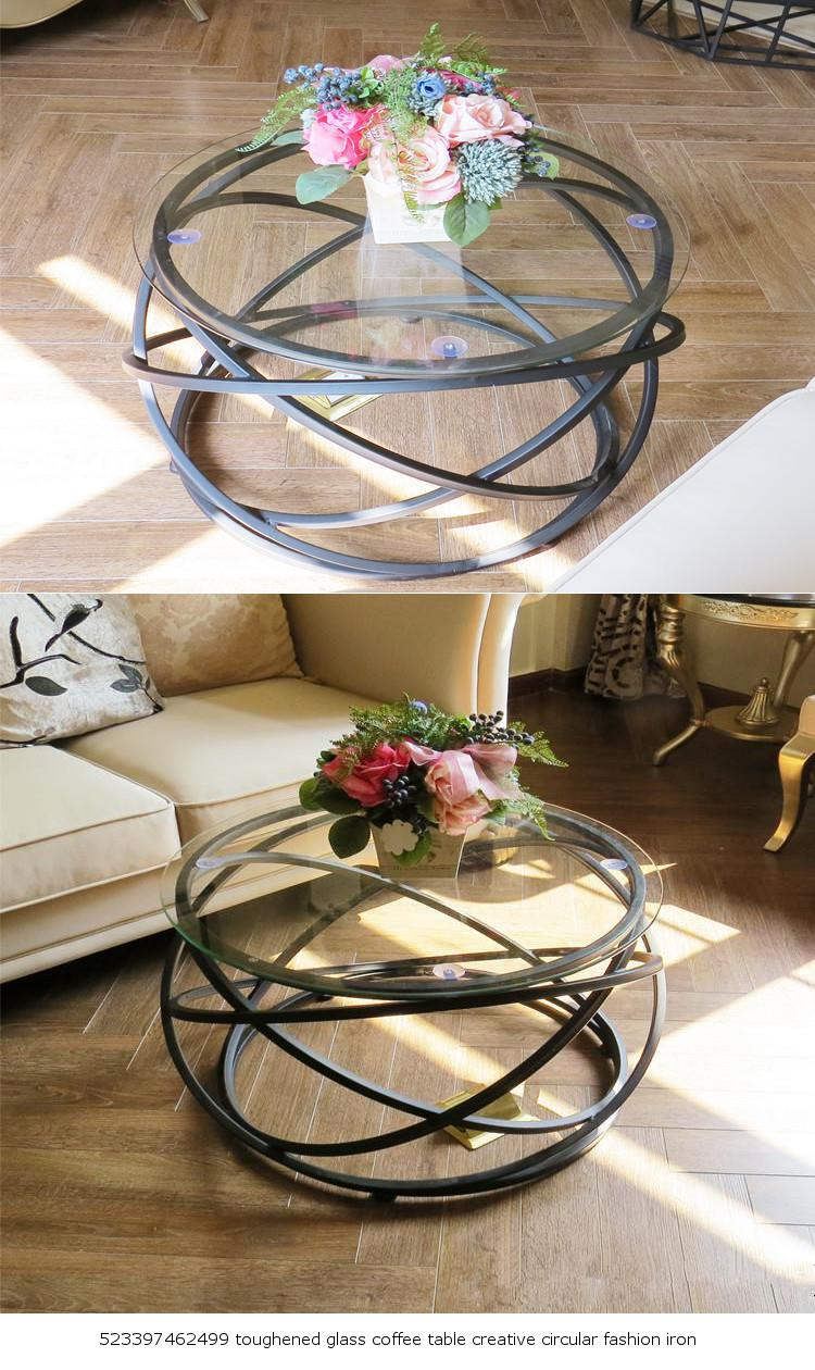 523397462499 toughened glass coffee end 12162017 115 AM : 523397462499 toughened glass coffee table creative circular iron allfurniture 1702 14 allFurniture3 from www.lelong.com.my size 750 x 1260 jpeg 156kB