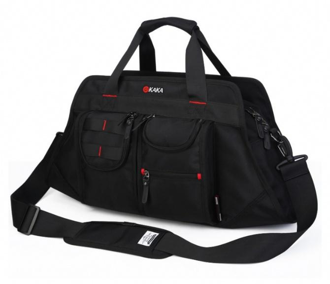 55001-Black Handbag, Backpack, Laptop Notebook iPhone Tablet Beg