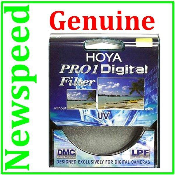 55mm Genuine Hoya PRO1 Digital Camera Lens UV Filter Protector