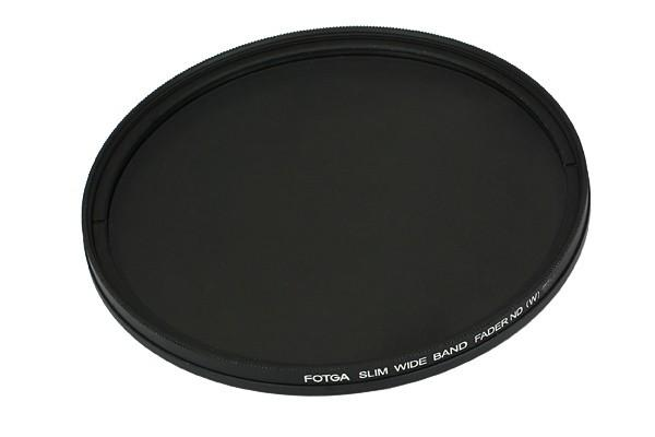 55mm slim adjustable ND filter ND2-ND400