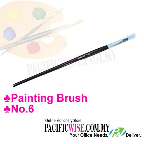 577 NYLON Painting Brush (No. 6)