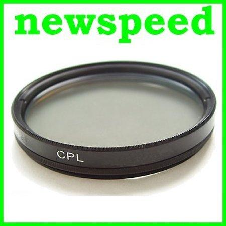 New 58mm Digital Circular Polarizing CIR-PL CPL Lens Filter