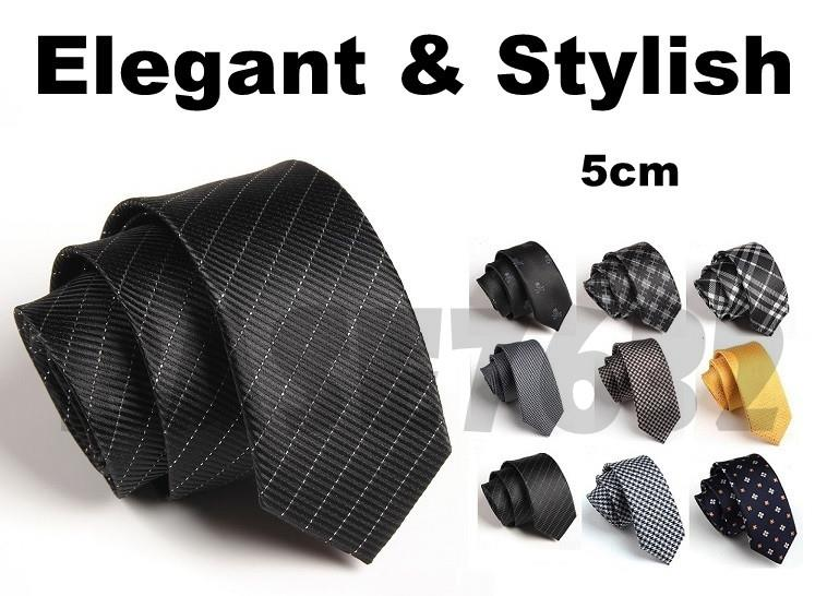 5cm Man  Men Stylish Tie Necktie Ties Neck tie Casual Business 1694.1