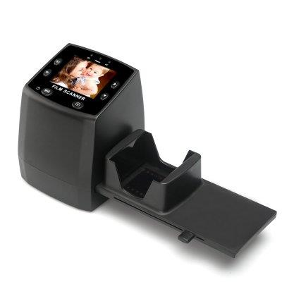 5MP Film Scanner - 2.4 Inch Display, TV Out, 32GB SD Card Support