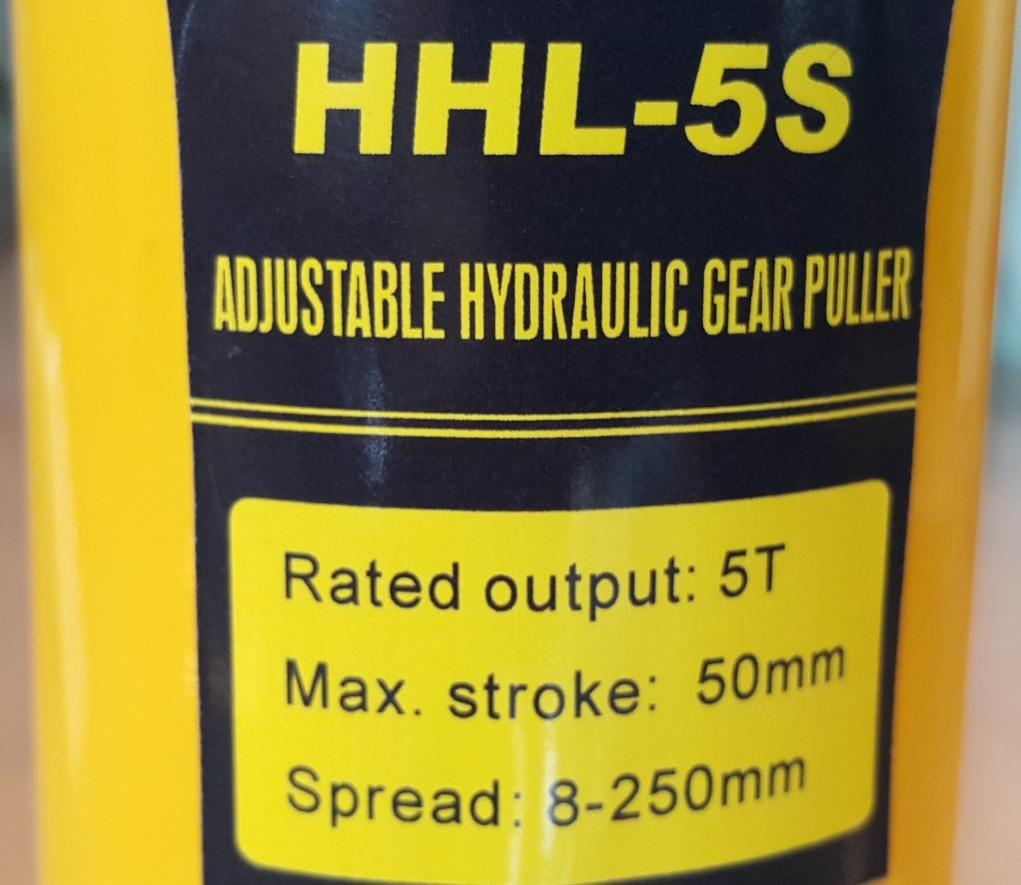 5t adjustable hyd grip puller  ID557905