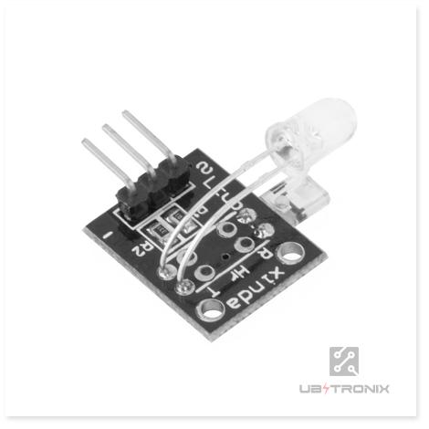 5V Heartbeat Sensor Detector Module By Finger For Arduino