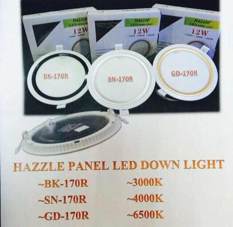 6' 12W LED DOWNLIGHT FITTING - SUPER HIGH QUALITY (DONT MISS OUT)