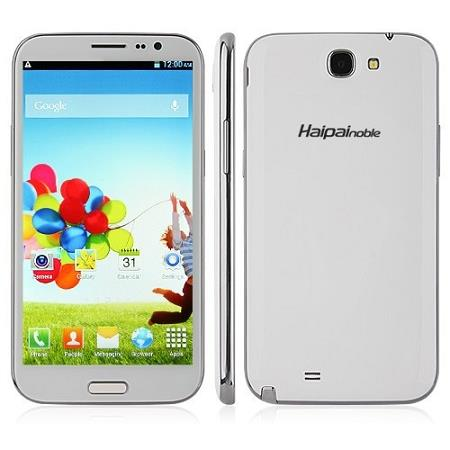 6 Inch Quad Core Android 4.2 Phone - 32GB ROM (WP-H868+)▼