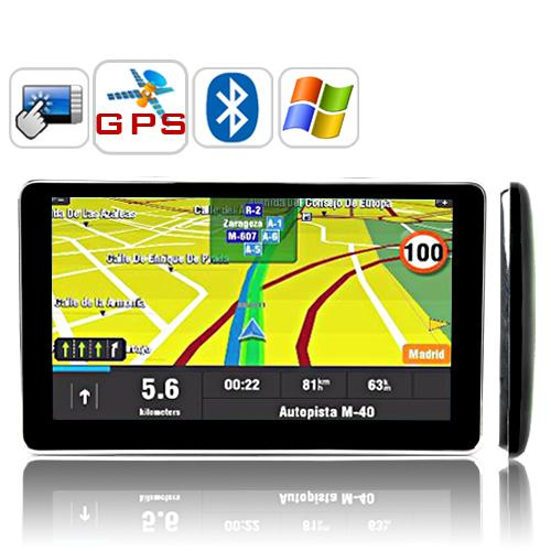 how to find gps in my car