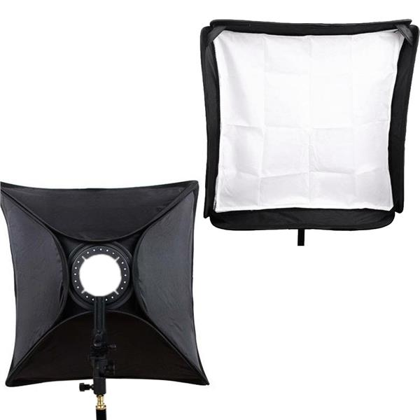 """60 * 60cm / 24"""" * 24"""" Softbox Diffuser with Bracket"""