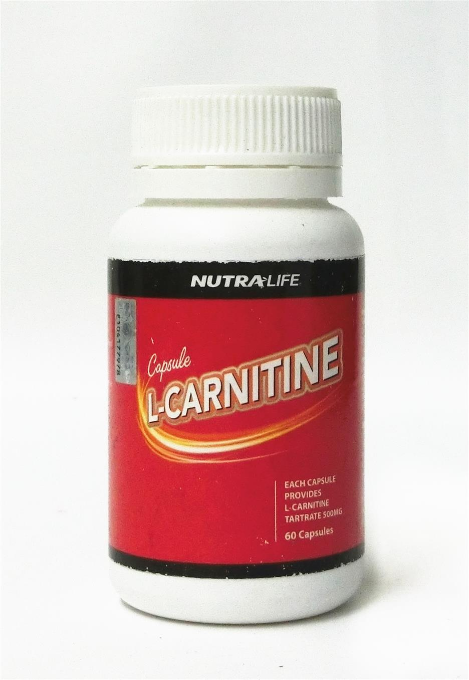 60's Nutra-Life L-Carnitine