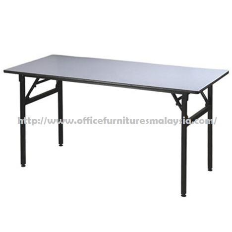 6ft Rectangular Folding Banquet Table OFM1890 klang valley kuala lumpu