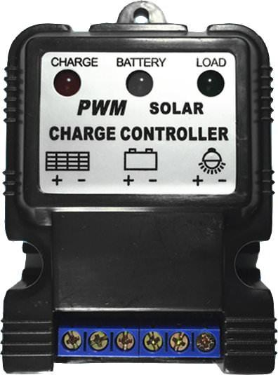 7.4V (3.7V x 2) 3A Solar Charge Controller for Lithium Battery