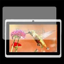 7 INCH ANDRIOD TABLET CLEAR SCREEN PROTECTOR