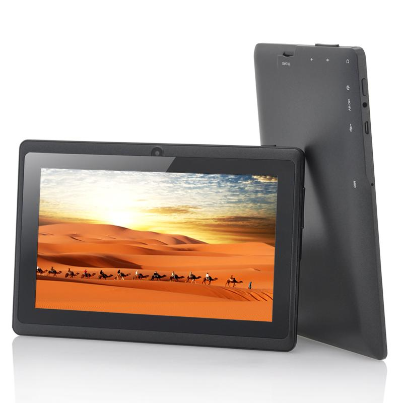 7 Inch Android 4.2 Tablet 'Sahara' - 800x480, 4GB Internal Memory