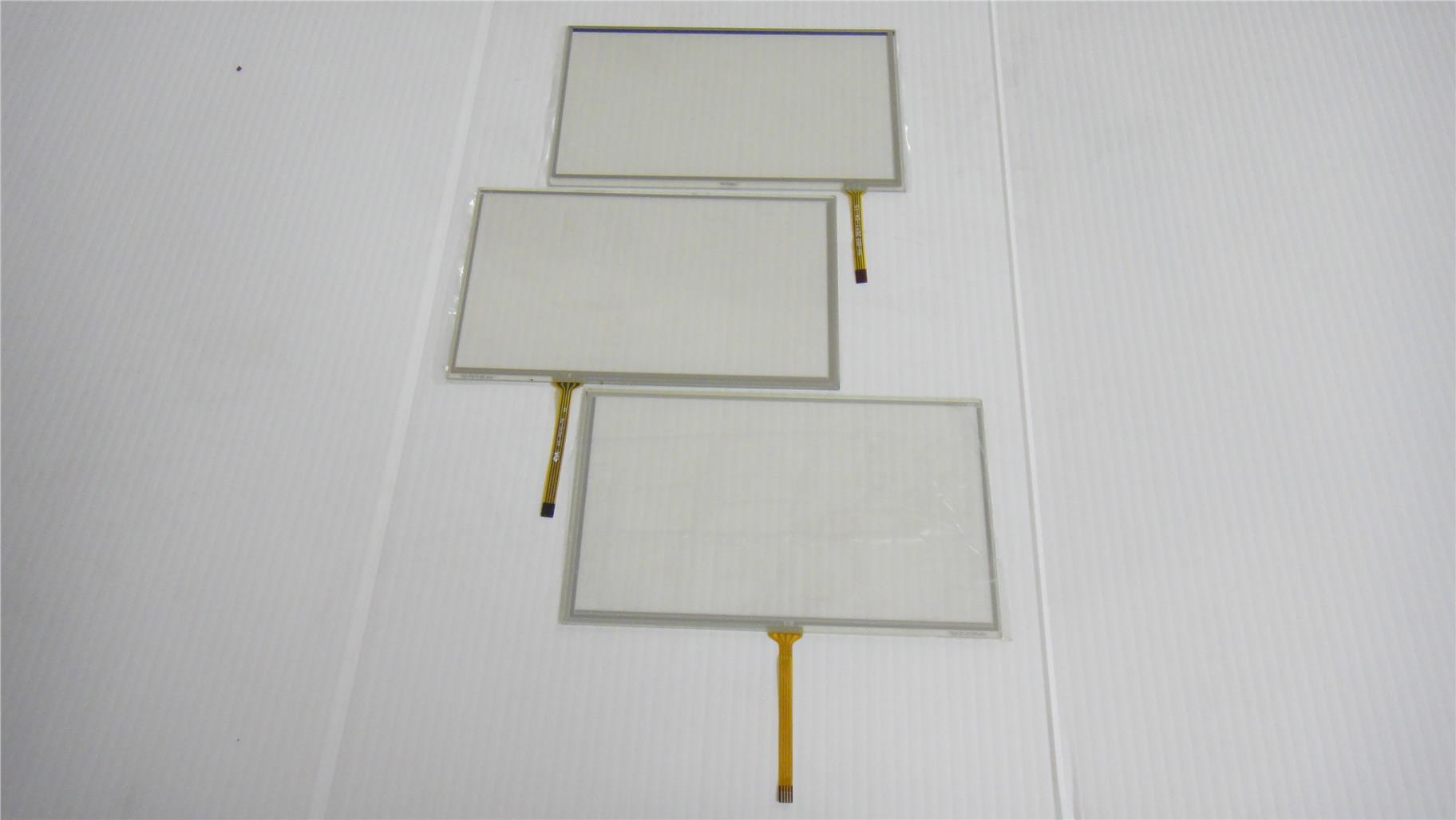 7' inch touch screen digitizer 4 wire part replacement