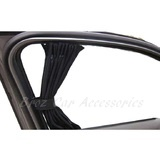 70cm M Size Car Side Window Curtain Cannot See Through 4PCS