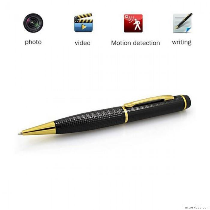 720P Mini Pen Spy HD Hidden Video Recorder Camera