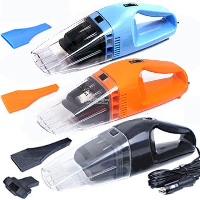 75W 100W 120W Car Vacuum Cleaner Wet And Dry Dual Use For Car