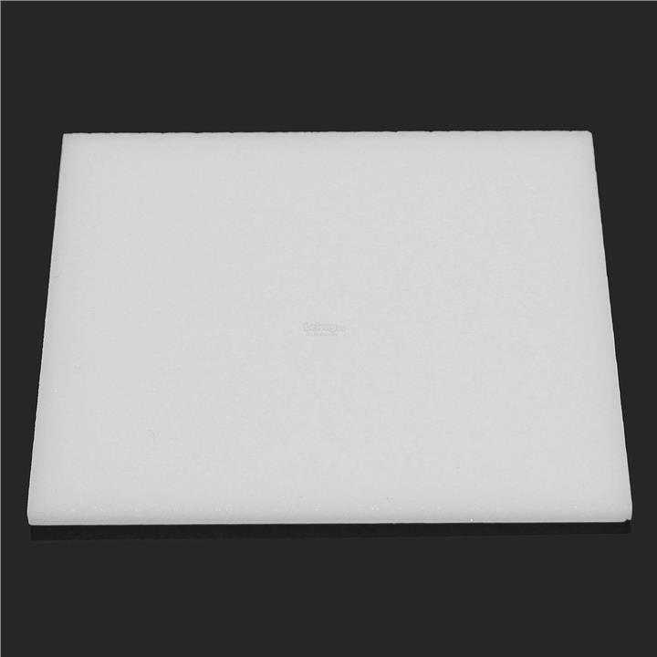 78×78mm×3mm Acrylic Sheet Cutting Carving Plate 9-Colors