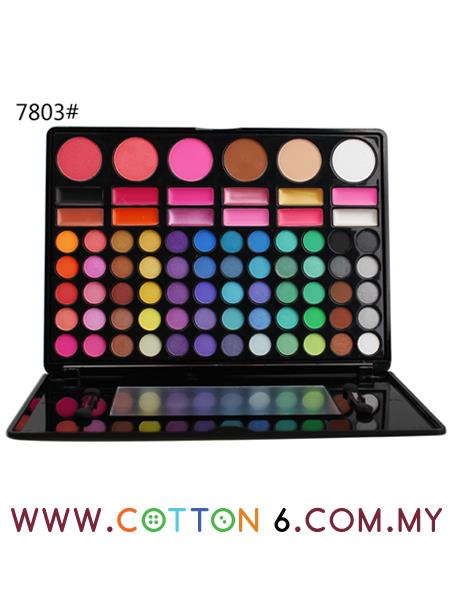 78 Colors Complete Trimming Makeup Set