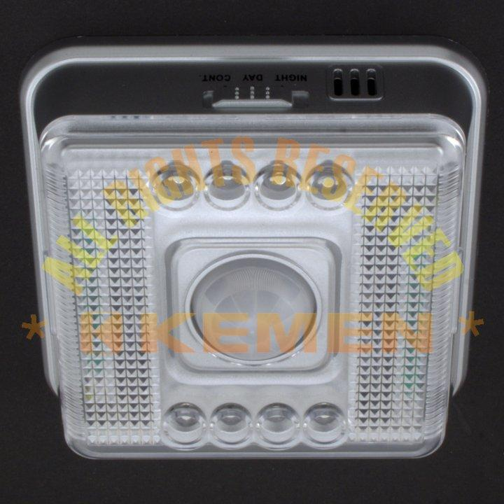 8 LED AUTO PIR SENSOR MOTION DETECTION LIGHT - Automatic Lights On !!
